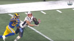 Rob Gronkowski - Super Bowl LIII