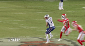Julian Edelman -- 3rd and 10