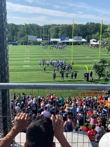 Patriots Practice -- 2019 Training Camp