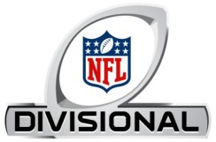NFL Divisional Playoff logo