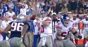 Eli Manning - Super Bowl 42