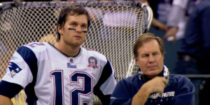 A Football Life, Belichick and Brady
