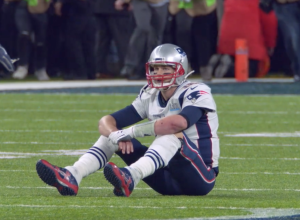 Tom Brady -- Super Bowl LII