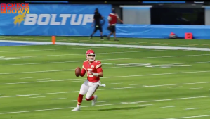 Patrick Mahomes — Week 2 vs. Chiefs