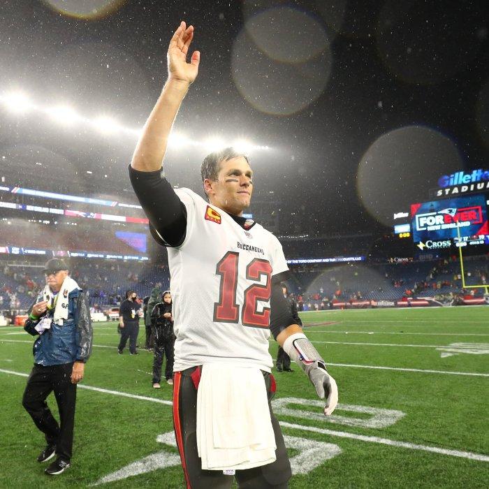 Tom Brady -- The Return